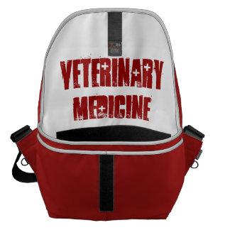 Veterinary medicine messenger bag