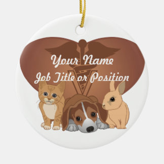 Veterinary Medicine Ornaments