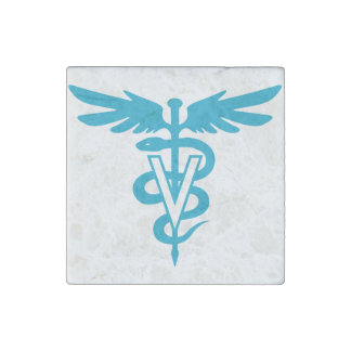 Veterinary Medicine Stone Magnet
