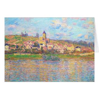 Vetheuil, 1879 Claude Monet Card