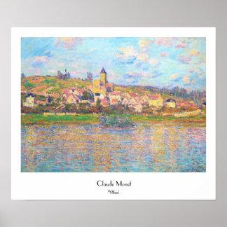 Vetheuil, 1879 Claude Monet Poster