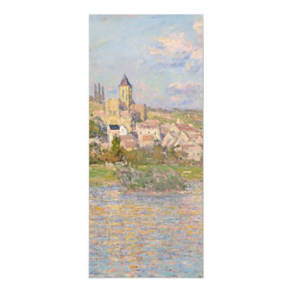 Vetheuil by Claude Monet Card