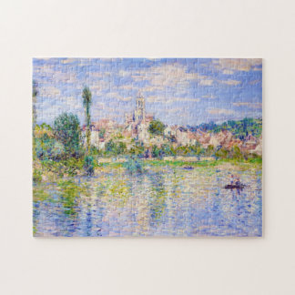 Vetheuil in Summer Claude Monet Jigsaw Puzzle