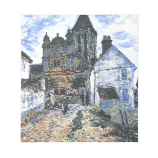 Vetheuil, la iglesia de Claude Monet Bloc