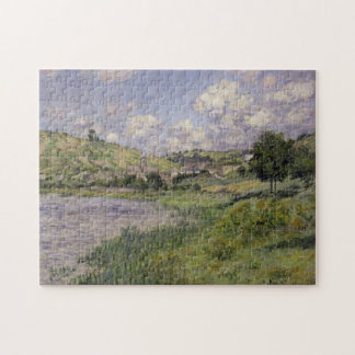 Vetheuil Paysage Landscape Monet Fine Art Puzzle
