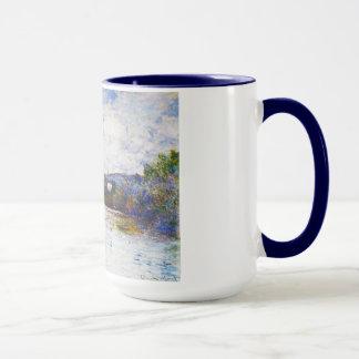 Vetheuil, The Small Arm of the Seine Claude Monet Mug