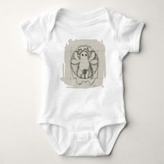 Vetruvian Glob Baby Bodysuit