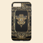 Vetryce VII Victorian Monogram iPhone 7 Plus Case