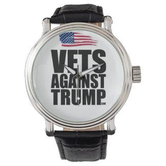 Vets Against Trump - Vintage Watch