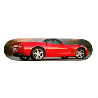 Vette board custom skate board