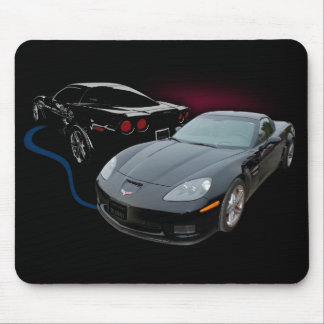Vette One Mouse Pad