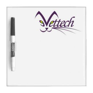 Vettech dry erase board