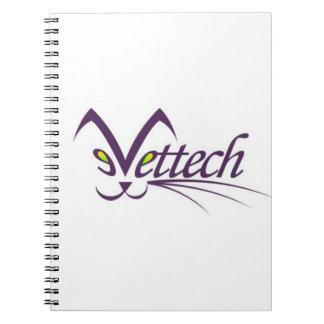 Vettech photo notebook for vet techs