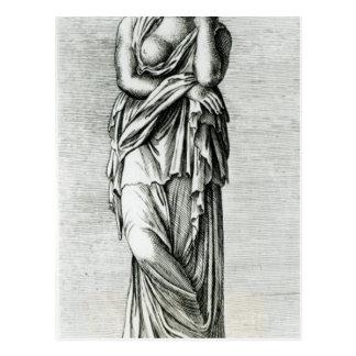 Veturia madre de Coriolanus c 1653 Postales