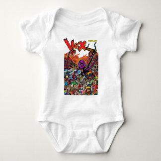 VEX Cover #1 Baby Bodysuit
