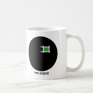 Vex Populi Coffee Mug