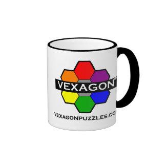 Vexagon Puzzles Coffee Mug 2 (Color)