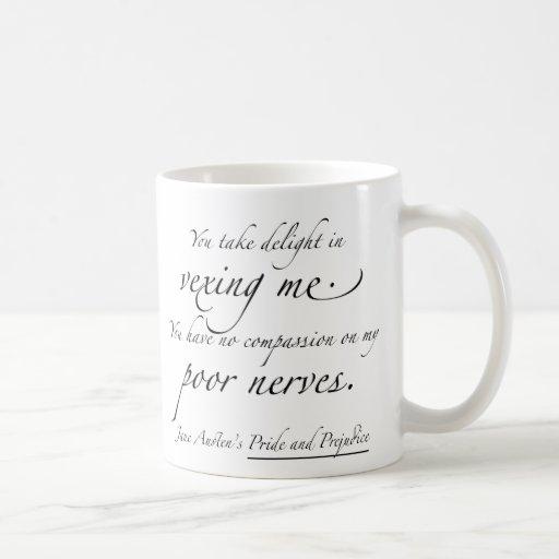 Vexing Me Classic White Coffee Mug
