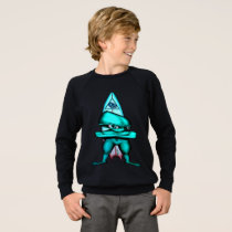 Vexus from Align Star Surfers Anime Sweatshirt