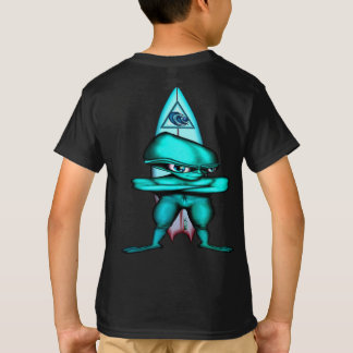 Vexus from Align Star Surfers Anime T-Shirt