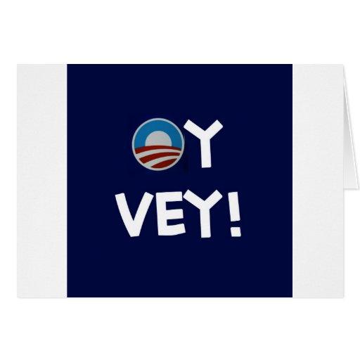 vey oy de obama felicitación
