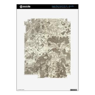 Vezelay, Cosne iPad 3 Skins