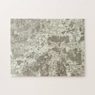 Vezelay, Cosne Puzzles Con Fotos