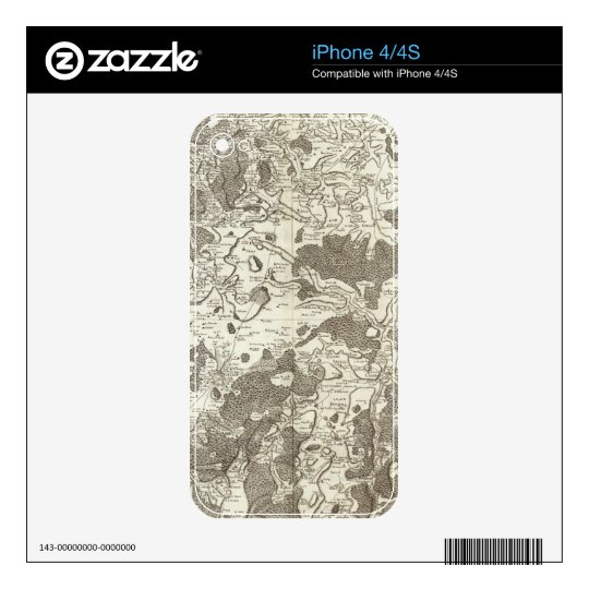 Vezelay, Cosne Skins For The iPhone 4