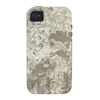 Vezelay, Cosne Vibe iPhone 4 Cases