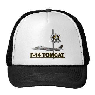 vf51 Screaming Eagles f14 tomcat Trucker Hat
