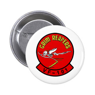 VF-101 Grim Reapers Button