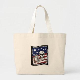 VF-103 Jolly Rogers Canvas Bag