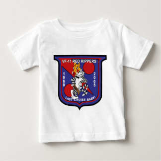 vf-11 Red Rippers Baby T-Shirt