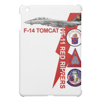 VF-11 Red Rippers F-14 Tomcat iPad Case
