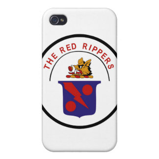 VF-11 Red Rippers iPhone case