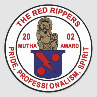 VF-11 Red Rippers Mutha Award Stickers