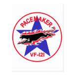 VF-121 los marcapasos Postal