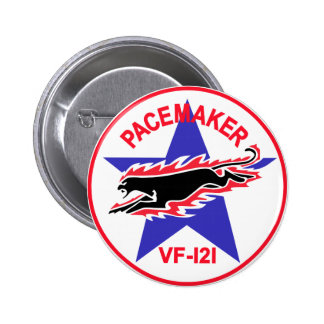 VF-121 the Pacemakers Pinback Buttons