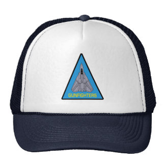VF-124 Gunfighters Cap Trucker Hat