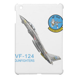 VF-124 Gunfighters F-14 Tomcat iPad Case