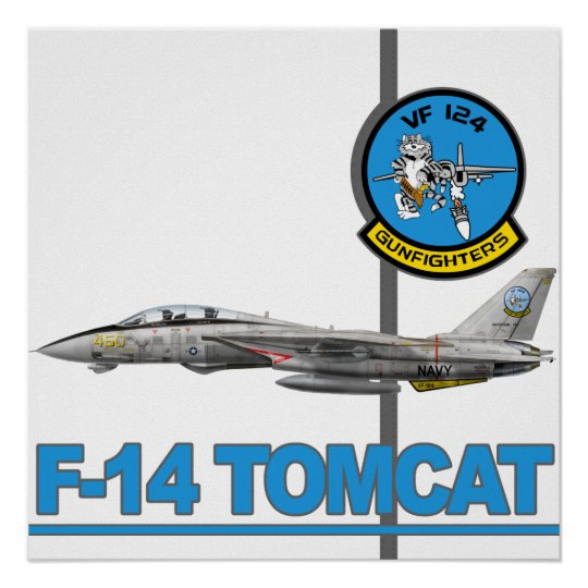 VF-124 Gunfighters Print