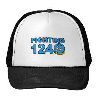 VF-124 Gunfighters Trucker Hat