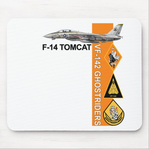 VF-142 Ghostriders Mouse Mats