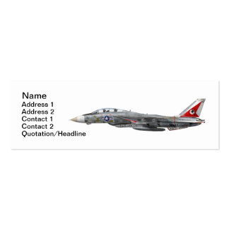 VF-14 Tophatters Business Card
