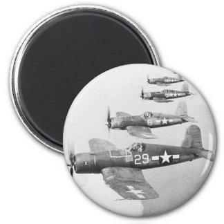 VF-17 F4U4 CORSAIRS MAGNETS