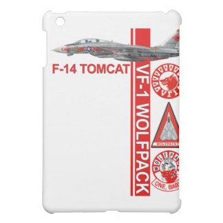VF-1 Wolfpacks F-14 Tomcat iPad Case