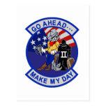 VF-202 Superheats Postcard