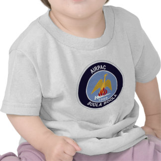 vf-211 1999 Airpac boola F-14 Tomcat Patch T Shirts