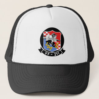 VF-211 Fighting Checkmates Trucker Hat