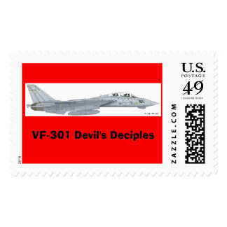 VF-301 Devil's Deciples Postage